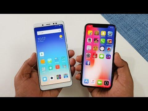 Xxx Mp4 Xiaomi Redmi Note 5 Pro Vs IPhone X Speed Test CRAZY COMPARISON 3gp Sex