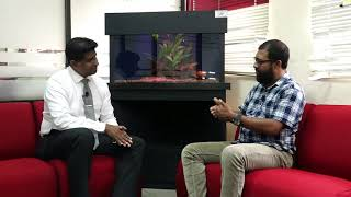Discussion with Dr. Ravi Dissanayake on How Modern Technology Affects the Banking Industry