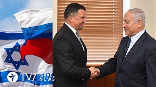 Israeli-Russian relations continue to improve despite crisis over Syria - TV7 Israel News 10.10.18