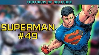Superman #49 REVIEW
