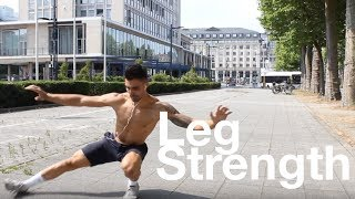 Lower Body Workout - At Home LEG EXERCISES