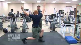 Navy SEAL BUD/s Training | Preventing Knee Pain