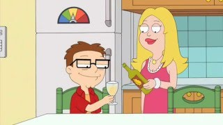 American Dad! Steve Takes Up Swearing (Uncensored)