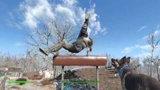 Fallout 4 highwire