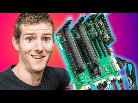 Xxx Mp4 Building The 100 000 PC Pt 2 SO MANY PCIe CARDS 3gp Sex