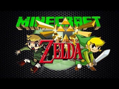1.8 Minecraft Resource Pack Review 001 Zelda Links Awakening DX Pack