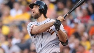 MLB: Pitchers Hitting Dingers 2016