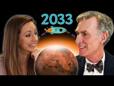 Should you go to Mars ft Bill Nye