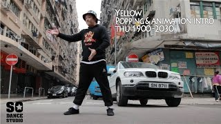 Yellow | Popping & Animation | SODance Studio | 2015