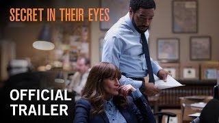 Secret In Their Eyes | Official Trailer | Own It Now on Digital HD, Blu-ray & DVD