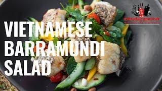 Vietnamese Barramundi Salad | Everyday Gourmet S8 E81