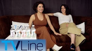 Broad City Interview + Season 4 Preview | Comic-Con 2017 | TVLine