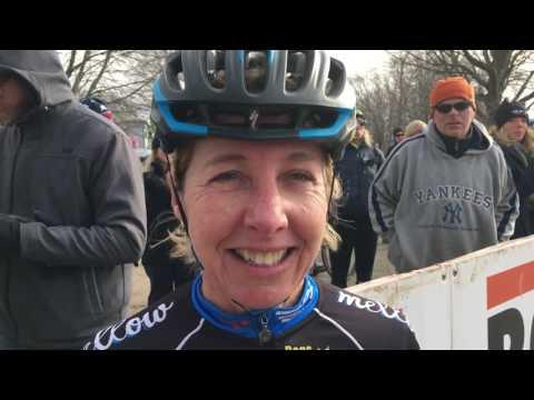 Laura Van Gilder Women's 50-54 Champion