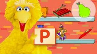 Sesame Street Letters to Big Bird - Gameplay | games for children | Games For Kids