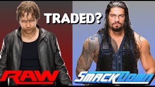 5 WWE RAW and SmackDown Trades That Should Happen Soon