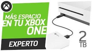 Experto Xbox - Más espacio en tu Xbox One