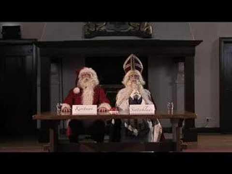 sinterklaas vs kerstman
