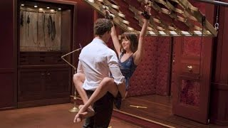 Jamie Dornan and Dakota Johnson moments 5