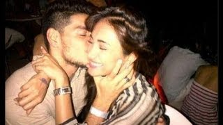 Suraj Pancholi kissing girlfriend Jiah Khan