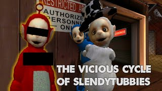 [GMOD] The Vicious Cycle of Slendytubbies