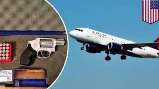 Airport attack: TSA rules and regulations for transporting firearms in checked baggage - TomoNews