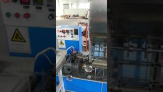 SB41 film Single straw packing machine, individual straw packing machine