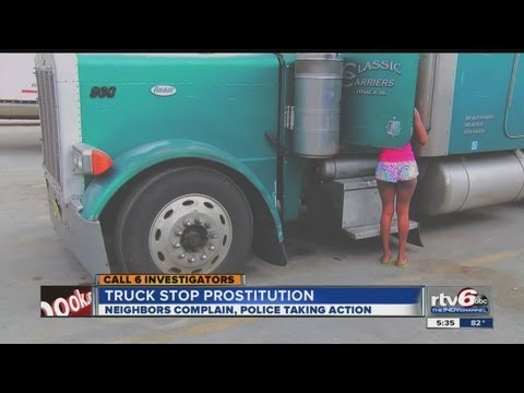Teenage Prostitutes Working Indy Truck Stops
