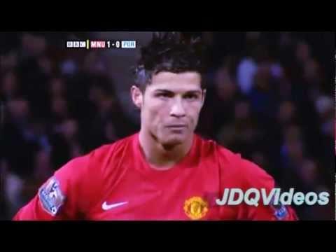 Cristiano Ronaldo Mejor tiro libre en Manchester United HD