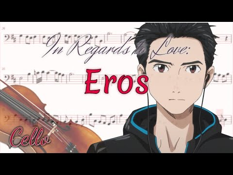 Download In regards to Love: Eros - Yuri!!! on Ice (Cello)