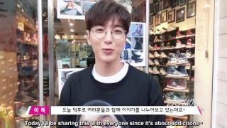 [ENG SUB] THE MOMENT Leeteuk 이특의 덕업일치 셀프CAM @이특의 '특이한 하루'