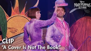 """A Cover Is Not The Book"" Clip 