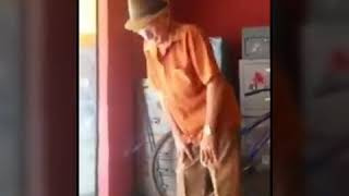 Old man dancing call the police by orezi