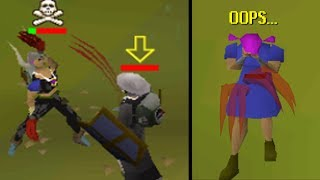 You Only Need One Good Item To Pk (Gone Wrong): OSRS Pking