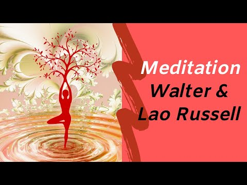 Xxx Mp4 Walter And Lao Russell Home Study Course MEDITATION 3gp Sex