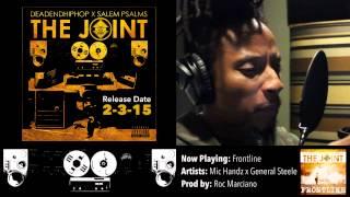 General Steele x Mic Handz - Frontline | Prod by Roc Marciano