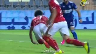 اهداف مباراة الاهلي و الزمالك في نهائي كاس مصر 2015