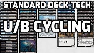 Standard Deck Tech: U/B Cycling (Deck Tech & Matches)