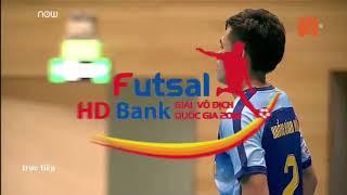 HIGHLIGHTS  Sanatech KH vs Thái Sơn Nam || Vòng 3 giải Futsal VĐQG 2018