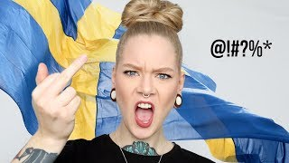 Learn How to Curse in Swedish