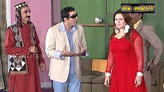 Madam New Pakistani Stage Drama Full Comedy Show 2015