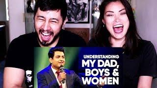(Old Version) Kenny Sebastian: Understanding My Dad, Boys & Women   Reaction!