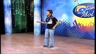 Cute little boy in pakistan idol funny auditions