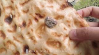Searching for sangak bread in Tehran, Iran.