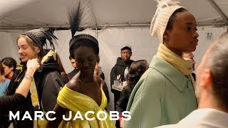 The Making of RUNWAY 2.13.19 MARC JACOBS: Adut and The Dress