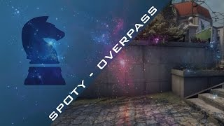 Poradniki CS GO (#6) - Spoty na de_overpass