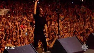Skrillex- Lollapalooza Chicago 2014 (Full HD)