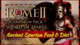 Ancient Spartan Food & Diet [History]