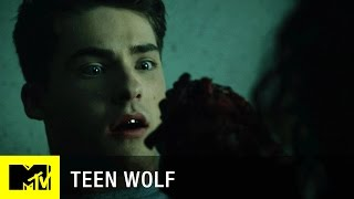 'Theo Is Heartless' Official Sneak Peek | Teen Wolf (Season 6) | MTV
