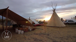 All About Tipis and the Nomadics Tipi