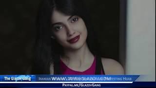 Glazov Moment: Iranian Woman's 20-Year Sentence for Protesting Hijab.